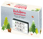 Lichtbox Wintertraum